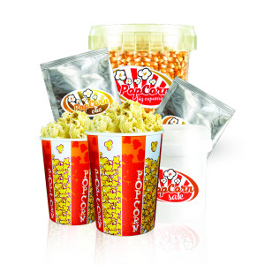 POPCORN PARTY A CASA TUA COME AL CINEMA