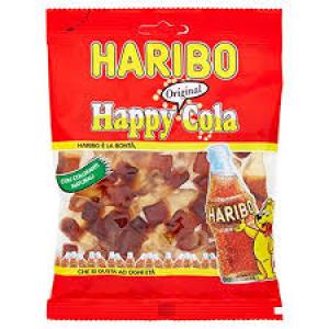 HARIBO Bottiglia Cola Maxi Effervescente 2 kg