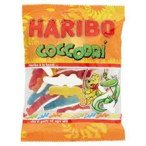 HARIBO Coccodrilli  2  kg