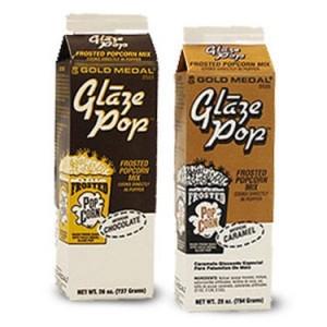 Glaze Pop 0,737  Kg Cioccolato