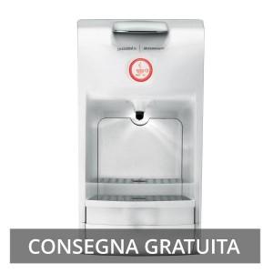 MACCHINA DA CAFFE' GUZZINI HAUSBRANDT BIANCO + in OMAGGIO 200 Capsule Caffè Espresso