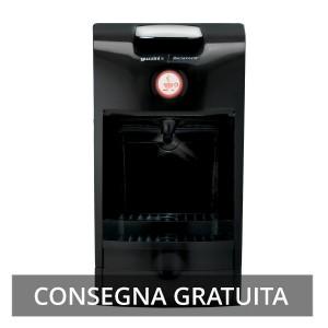 MACCHINA DA CAFFE' GUZZINI HAUSBRANDT NERO + in OMAGGIO 200 Capsule Caffè Espresso