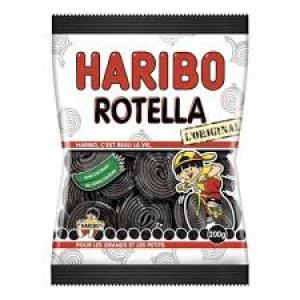 HARIBO Rotella Liquirizia  2  kg
