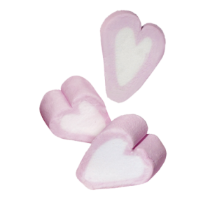 MARSHMALLOW CUORE 1 kg