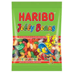 HARIBO Jelly Beans 1 kg