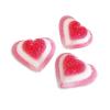Fini Gommosi Cuori Rosa Tricolore