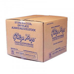 Glaze Pop 22.7  Kg Cioccolato