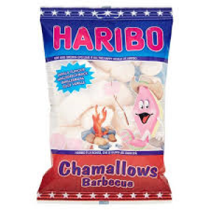 HARIBO Chamallows Barbeque 1 kg