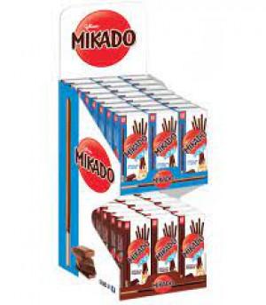 EXPO MIKADO 24 PZ MILK 24 PZ CHOCO