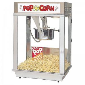 MACCHINA POPCORN Deluxe Citation 16oz - 2102EX