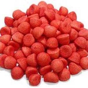 HARIBO Morbidezze Fragoline  1,5 kg