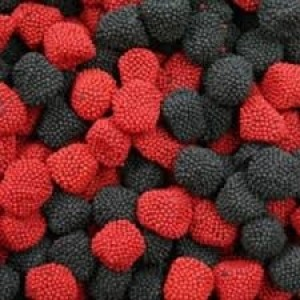 HARIBO Berries 1 kg