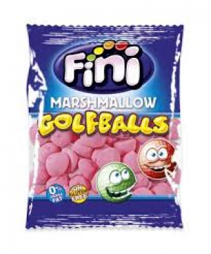MARSHMALLOW PALLE DA GOLF FRAGOLA 1 kg