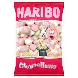 HARIBO Chamallows Pouf Al Cocco 1 kg