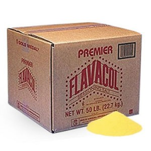 SALE PER POPCORN BOX - flavacol kg 22,70